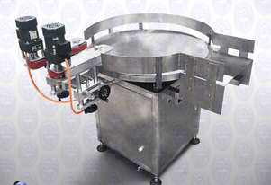 Flamingo Turntable-Twin Belt Transfer System / Collection (EFTT2-800C)