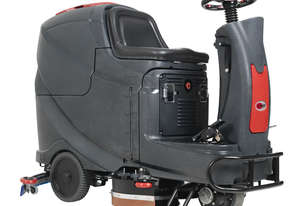 Viper AS710R ride-on scrubber dryer