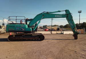 2015 20 Tonne Kobelco Excavator SK210 in Good Condition with 3133 hours