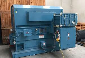 Explosion Proof 4150 kw 5500 hp 4 pole 1480 rpm 6600 volt TOSHIBA AC Electric Motor