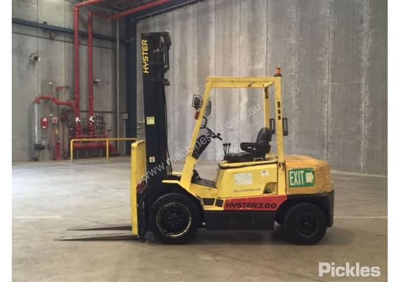 Hyster H3.00DX