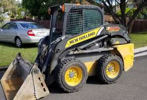 New Holland   L218 Canopy
