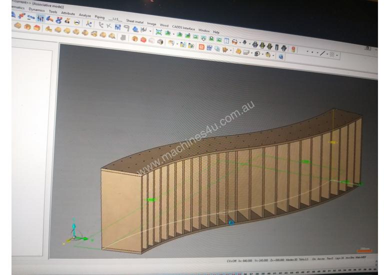 TopSolid Wood CAD Kitchen and Woodworking  Software Package
