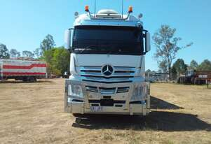 Mercedes Actros  Roadtrain Rated