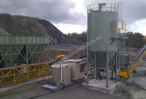 Custom Made 3 BIn Modular Blending Plant
