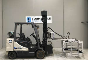 Crown GC40S LPG / Petrol Counterbalance Forklift
