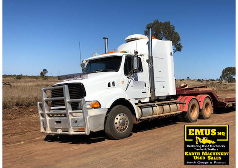 Sterling HTX 9500 Prime Mover