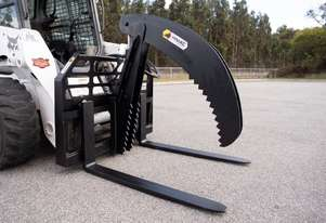 Himac Skid Steer Grapple Forks