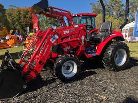 TYM T273 27hp HST Compact Tractor with 4in1 Loader - picture0' - Click to enlarge