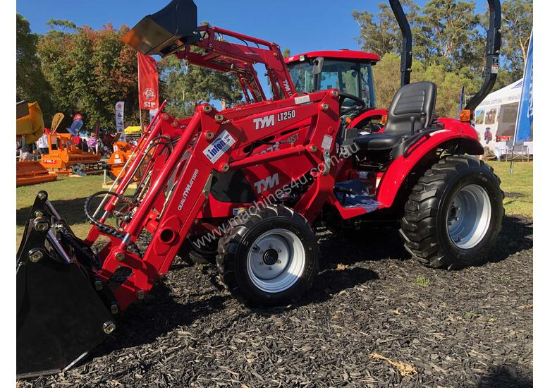 TYM T273 27hp HST Compact Tractor with 4in1 Loader