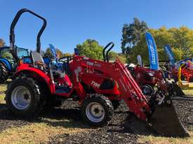 TYM T273 27hp HST Compact Tractor with 4in1 Loader - picture2' - Click to enlarge