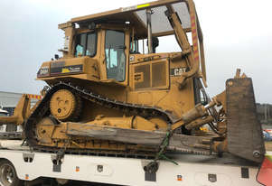 1996 Caterpillar D6H Series II