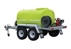 TTI Fire Patrol Water Trailer