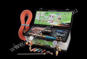 OXY / LPG Gas Welding Cutting Kit with FLASHBACKS