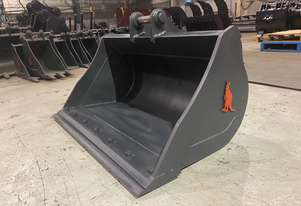 Roo Attachments 3 Ton Excavator Mud Bucket 1m Wide