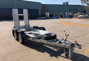 Brian James TRAILER - SCISSOR LIFT 19FT