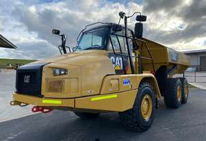 2018 Caterpillar 730C2 Articulated Dump Truck