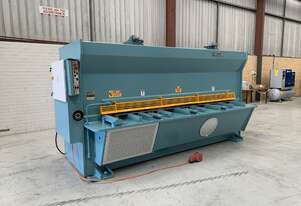 Used Kingsland 12 x 3100mm Guillotine