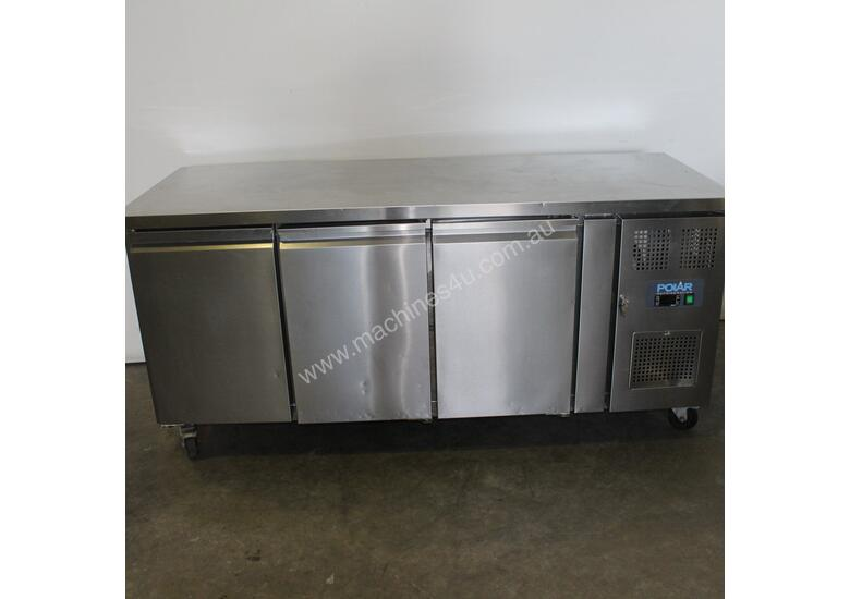 Polar G597-A Undercounter Fridge