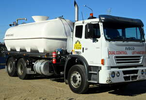 Iveco Acco 2350 13,000Lt 6×4 Water Truck for Hire