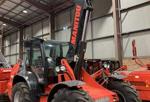 Manitou Loader Articulated Telescopic - MLA-T 533