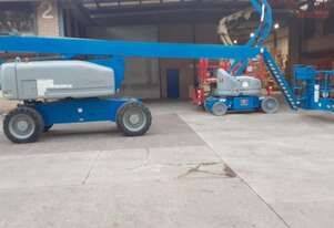 Genie Z80/60. One owner. Low hours. Compliant until 5/2025
