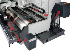 Goodway HA Series 5 Guideway CNC Lathe - picture2' - Click to enlarge