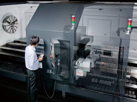 Goodway HA Series 5 Guideway CNC Lathe - picture3' - Click to enlarge