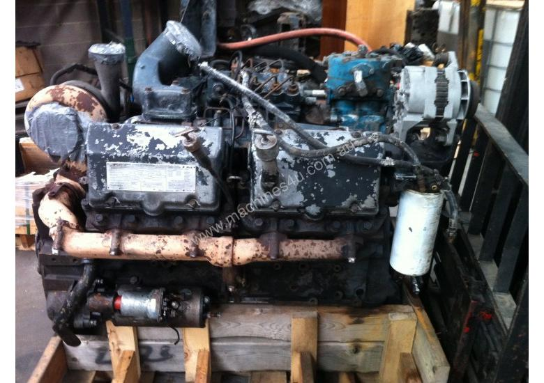 Used 1988 Mack E9 Diesel Engines In Sold On Machines4u