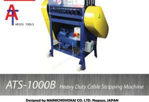 ATS-1000B Heavy Duty Cable Stripping Machine