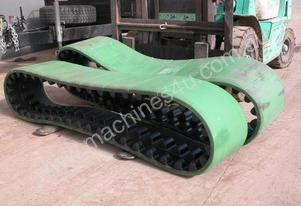 ASV PT50 or PT60 Rubber Tracks