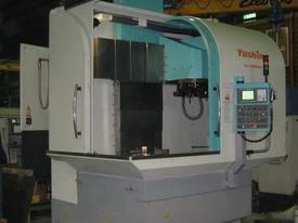 Yu Shine heavy duty CNC Vertical Lathes - picture7' - Click to enlarge