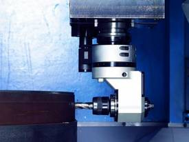 Yu Shine heavy duty CNC Vertical Lathes - picture10' - Click to enlarge