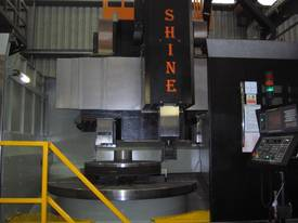Yu Shine heavy duty CNC Vertical Lathes - picture4' - Click to enlarge