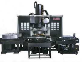 Yu Shine heavy duty CNC Vertical Lathes - picture16' - Click to enlarge