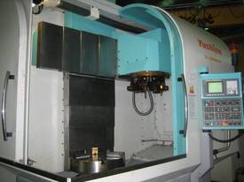 Yu Shine heavy duty CNC Vertical Lathes - picture6' - Click to enlarge