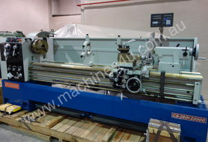 MEGABORE CS Series Lathe - Brand New