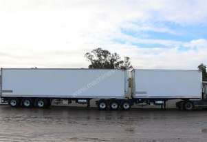 2013 LUCAR REFRIGERATED TRAILER