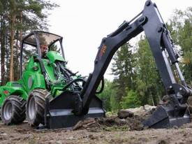 Avant mini loader 400 series - picture6' - Click to enlarge