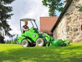 Avant mini loader 400 series - picture8' - Click to enlarge