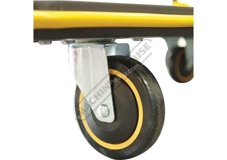 RST-300 Platform Trolley - 300kg Capacity 915 x 615mm Platform 4 x Ø127mm Rubber Wheels
