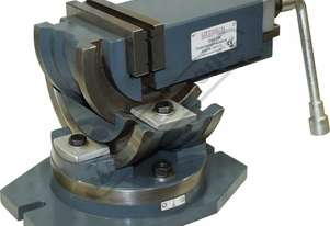 HFV-125W 3 Way Angle Milling Vice 125mm