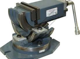 HFV-125W 3 Way Angle Milling Vice 125mm - picture0' - Click to enlarge