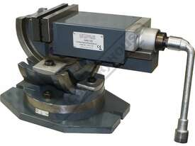 HFV-125W 3 Way Angle Milling Vice 125mm - picture2' - Click to enlarge