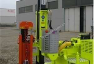Hydraulic Post Extractor Model IDR 5000