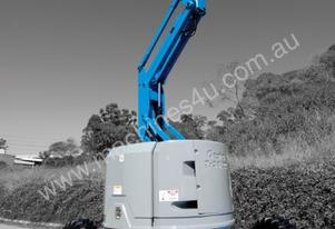 Genie 34/22IC Articulating Cherry Picker