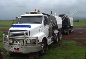 1998 FORD HN80 TANDEM WATER TRUCK