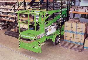 Nifty 120 Trailer Mounted Cherry Picker