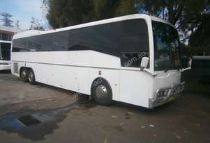 MAN 22.280 TAG AXLE COACH, 1985 MODEL
