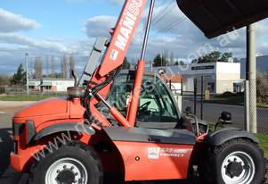 manitou telehandler MLT627 COMPACT TURBO
